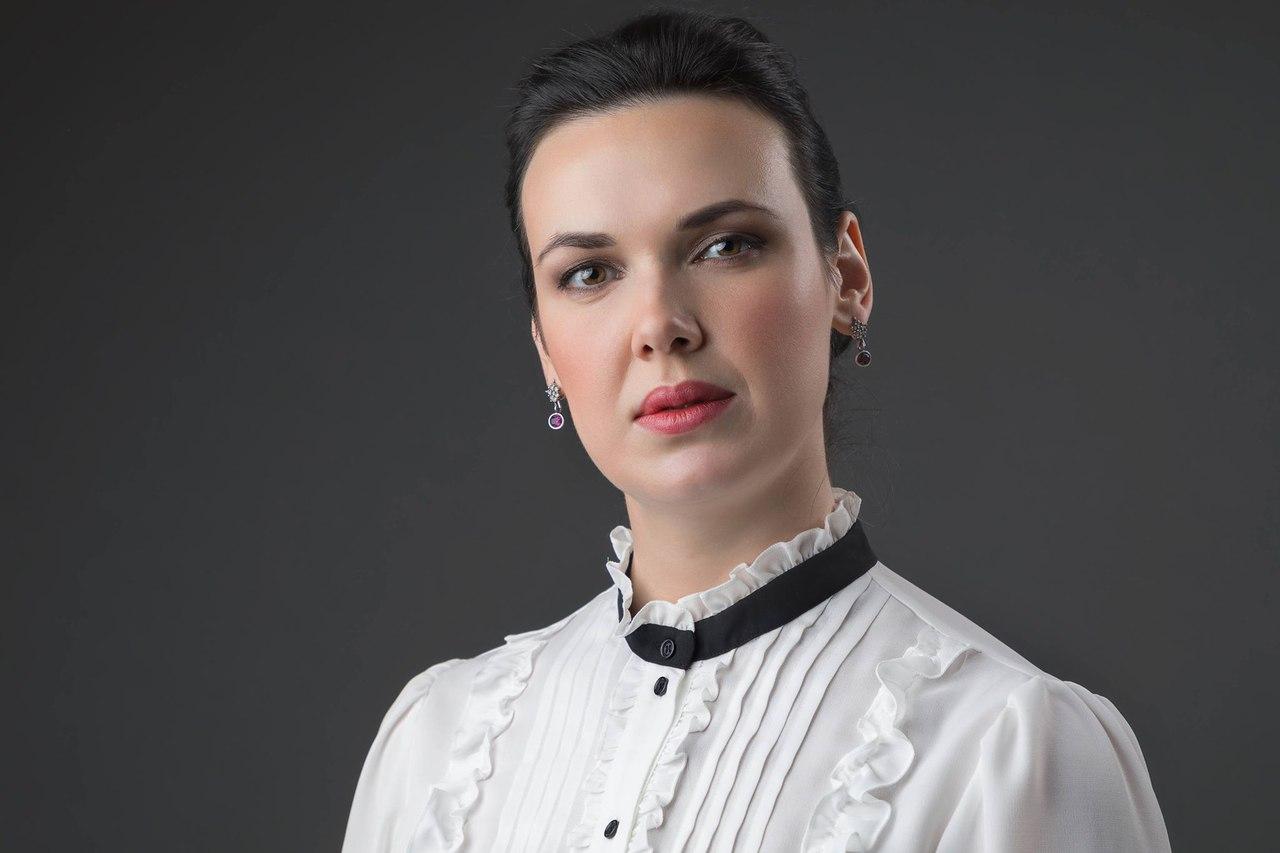 Анна Гафарова